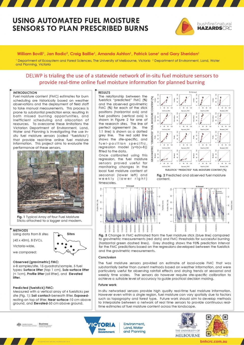 William Bovill Conference Poster 2016