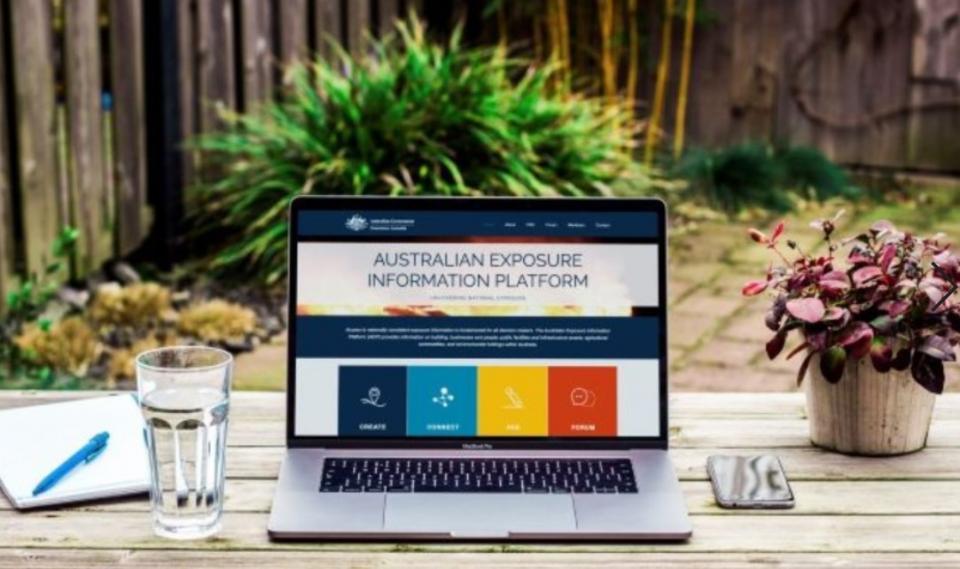 The Australian Exposure Information Platform