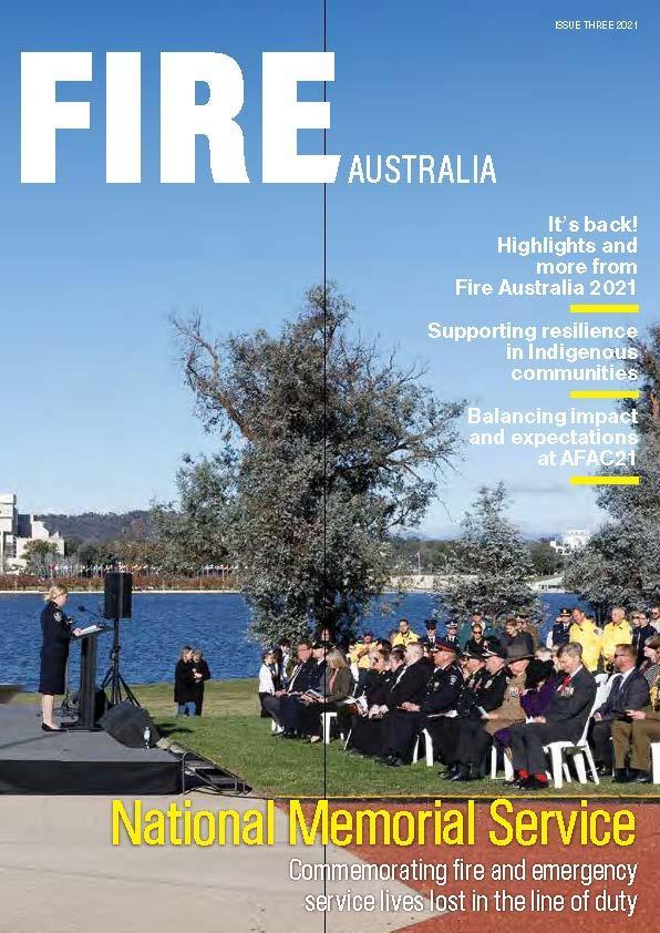 Fire Australia Issue Three 2021