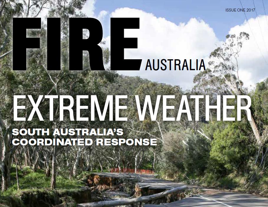 Fire Australia cover