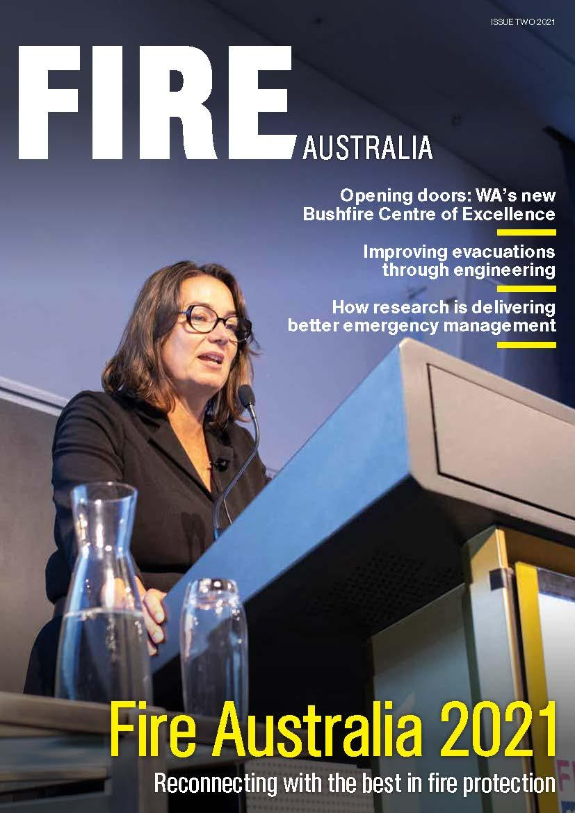 Fire Australia Issue Two 2021