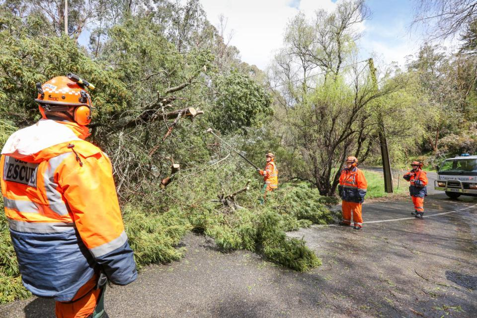 Understanding and enhancing disaster resilience in Australian communities will help to develop the capacities needed for adapting and coping with natural hazards. Photo: SA State Emergency Service.