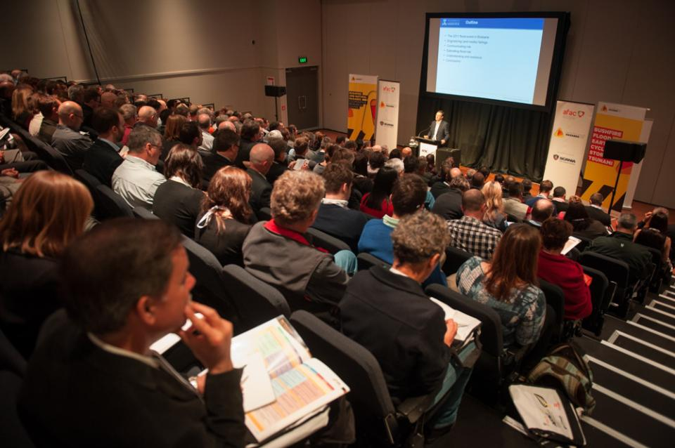 The 2014 Research Forum in Wellington was a sell out.