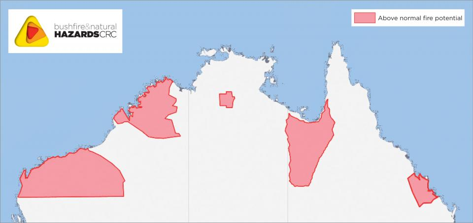 Northern Australia Seasonal Bushfire Outlook 2015