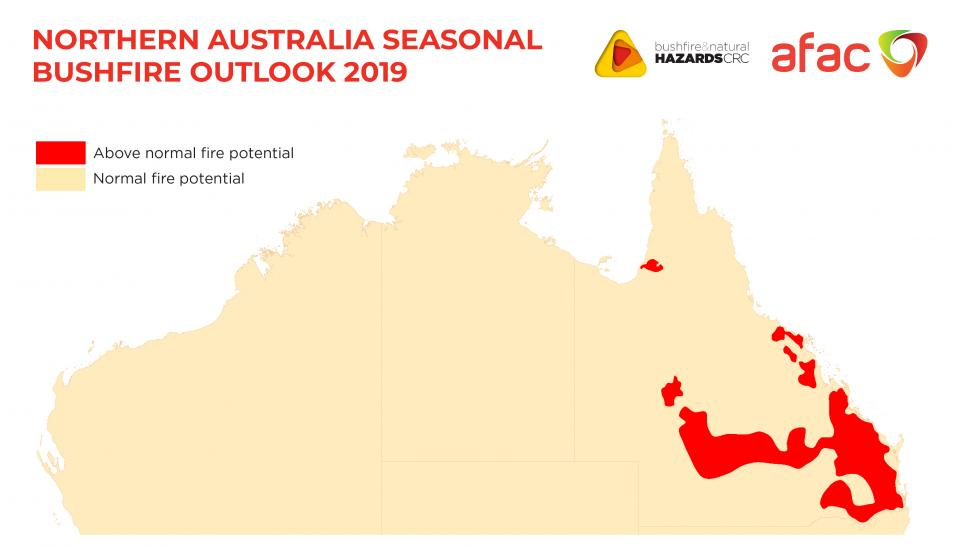 Northern Australia Seasonal Bushfire Outlook 2019