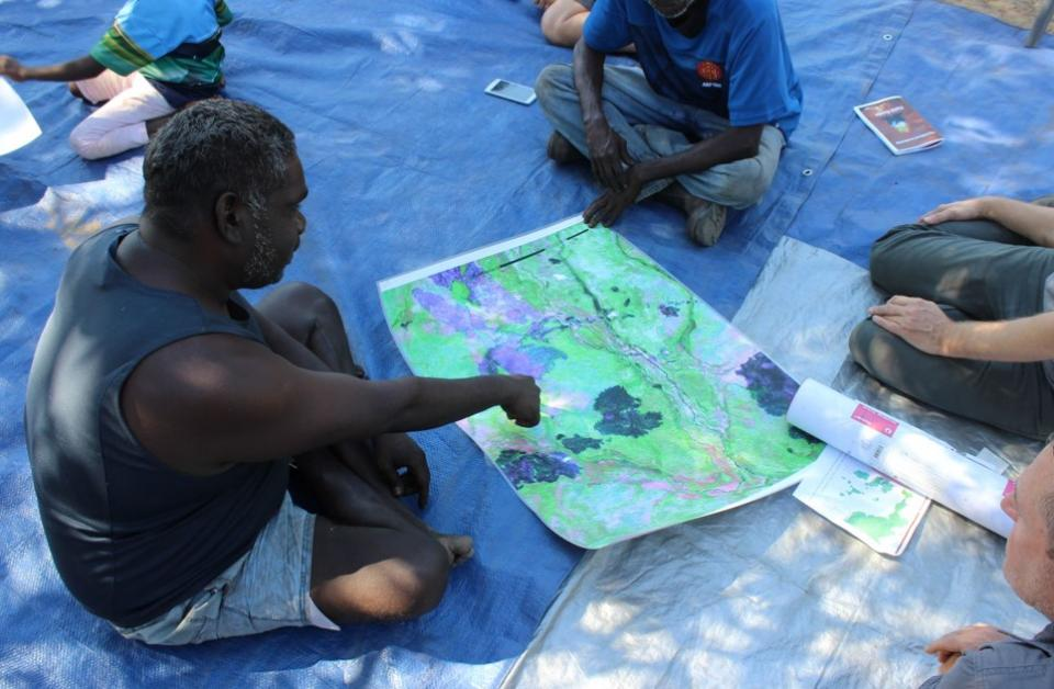 CRC research strengthened collaboration with Indigenous communities. Photo: Steve Sutton, CDU.