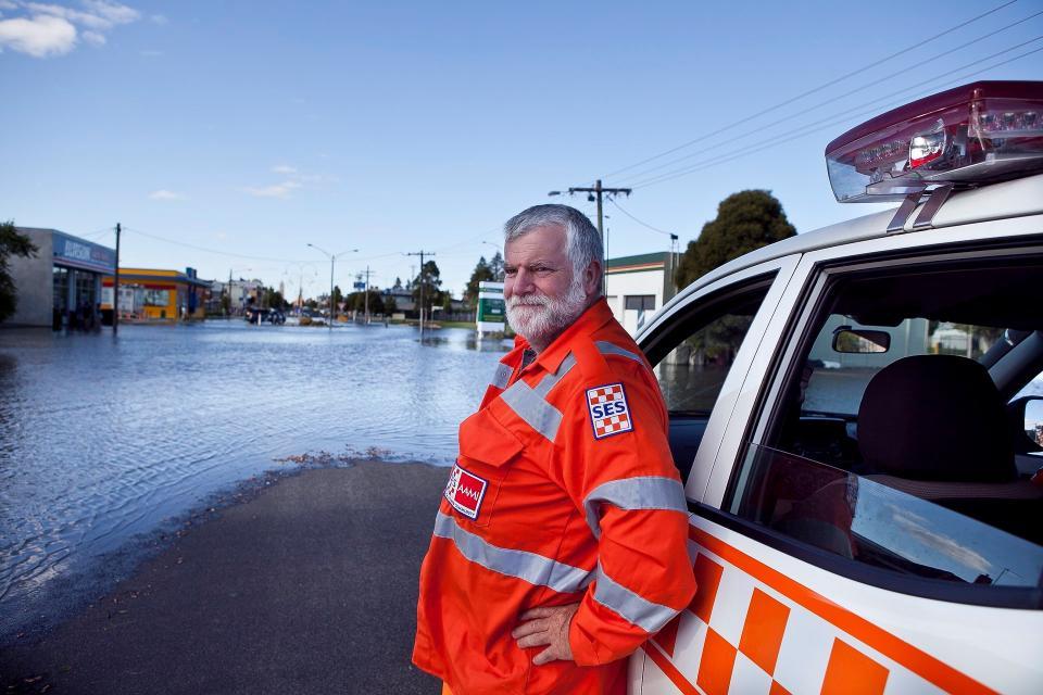 2011 Horsham floods. Photo: Victoria State Emergency Service