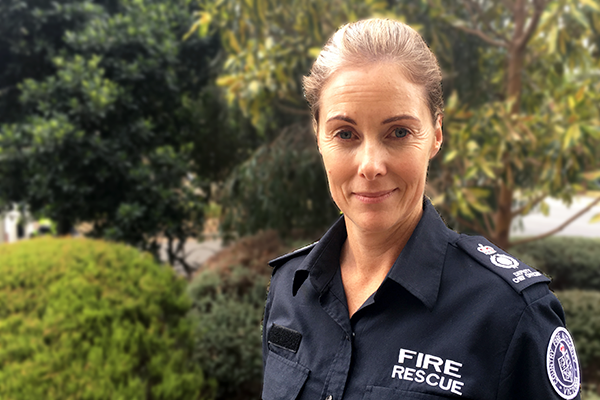 Dr Stephanie Rotarangi joins the Bushfire and Natural Hazards CRC Board. Photo: CFA