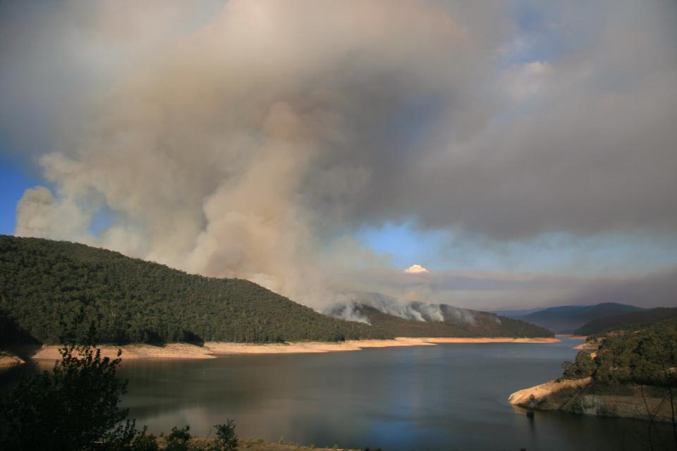This provide will analyse data to minimise the impacts of bushfires. Photo: Mick Stanic. (CC-BY-NC-2.0)