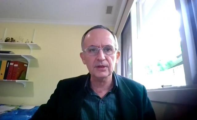 Q&A with Prof Mike Clarke - National Fire Fuels Science webinar: the science of hazard reduction