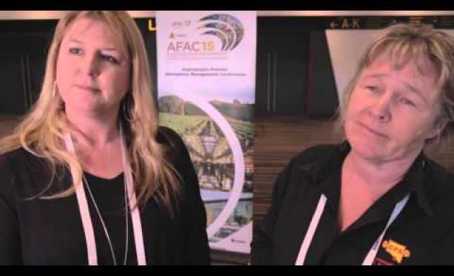 Building community resilience #AFAC15