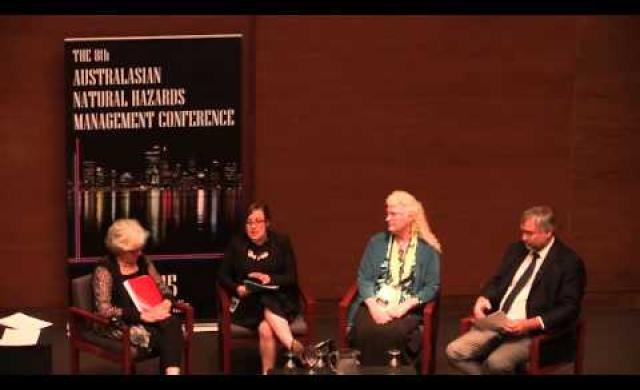International Day for Disaster Risk Reduction 2015 - Australia - full session
