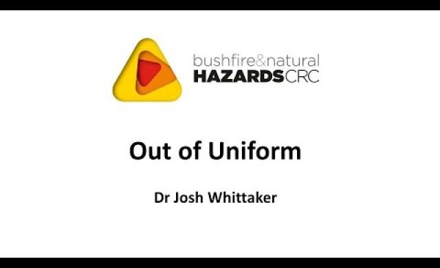 Out of Uniform project overview