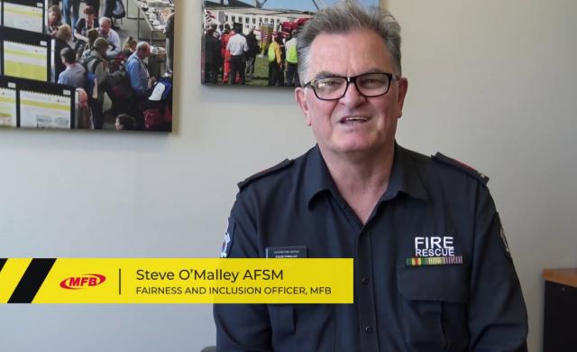 Why do you value diversity & inclusion - Steve O'Malley from MFB