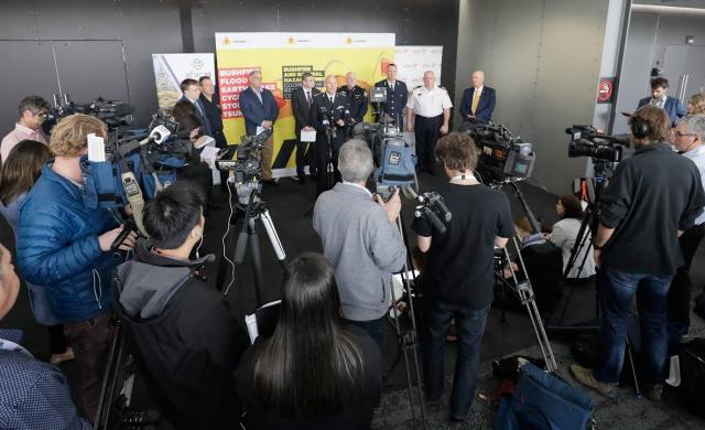 Launch of the Australian Seasonal Bushfire Outlook 2019 - short version