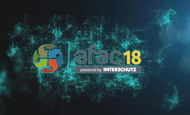 AFAC18 powered by INTERSCHUTZ