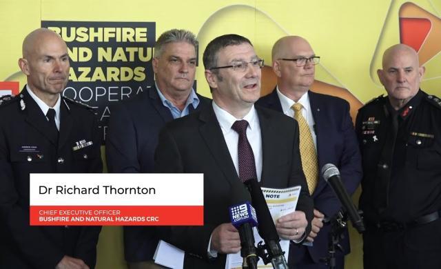 Launch of the Australian Seasonal Bushfire Outlook 2019 - full media conference