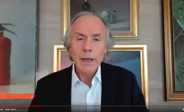 2020 Dr Laurie Hammond Oration - Dr Alan Finkel, Chief Scientist of Australia