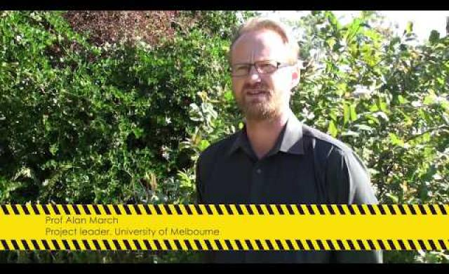 Urban planning for natural hazard mitigation - project overview