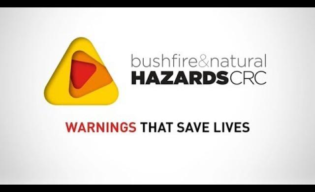 Warnings that save lives.