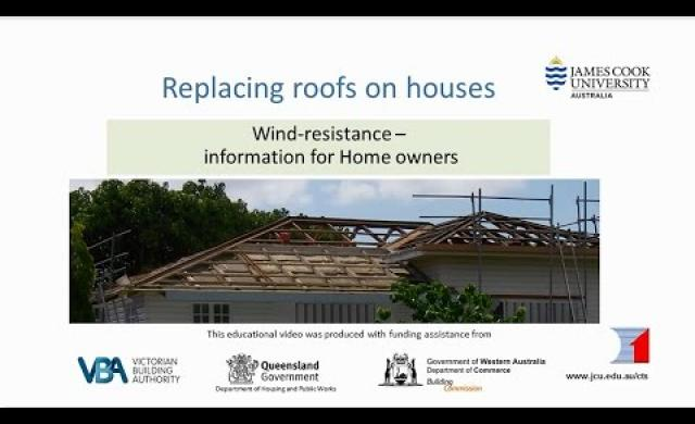 Owners - Replacing Roofs on Houses