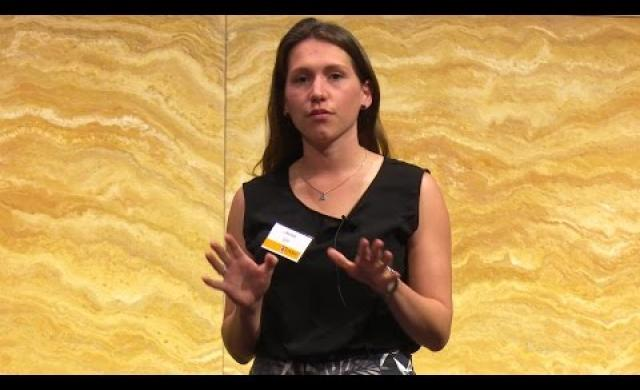 Bushfires, wind and statistics – Three Minute Thesis