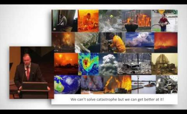 Live to tell - surviving a natural disaster