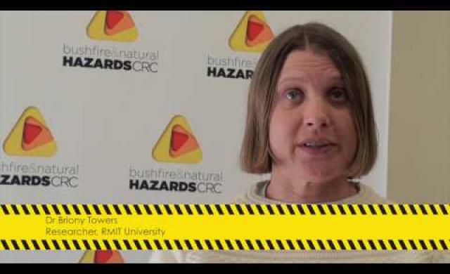 Child-centred disaster risk reduction - project overview
