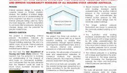 Wind induces internal pressures in industrial buildings