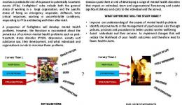 Wellbeing of firefighters