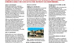 Cost-effective mitigation strategy development for building related earthquake risk