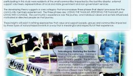Navigating a bushfire disaster: 'ways of knowing'