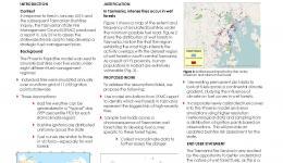 Rainforests on Fire: Assessing Bushfire Risk in Tasmania's Wet Forest Types