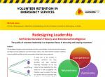 Volunteer retention in emergency services