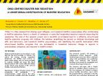 Child-centred disaster risk reduction: A longitudinal investigation of bushfire education