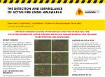 The detection and surveillance of active fire using Himawari-8
