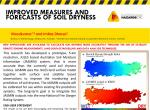 Improved measures and forecasts of soil dryness