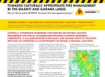 Towards Culturally Appropriate Fire Management in the Waanyi and Garawa Lands