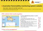 Australian flammability monitoring system website