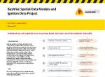 Bushfire Spatial Data Models and Ignition Data Project